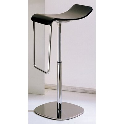 "Bontempi Casa Gas 22"" Adjustable Swivel Bar Stool"
