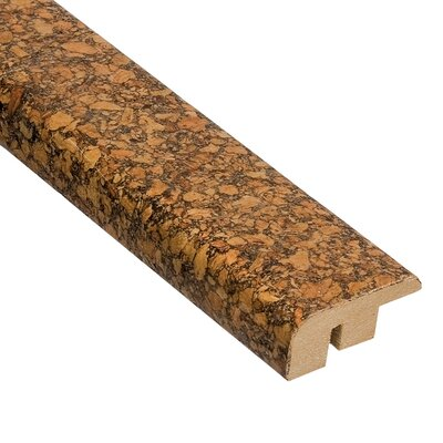 "Home Legend 0.5"" x 1.44"" Madeira Carpet Reducer Molding in Natural"