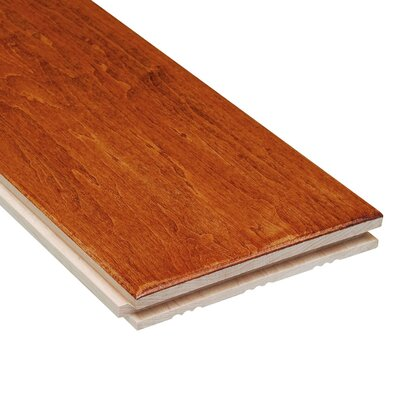 "Home Legend Hardwood 4-3/4"" Solid Maple Flooring in Messina"