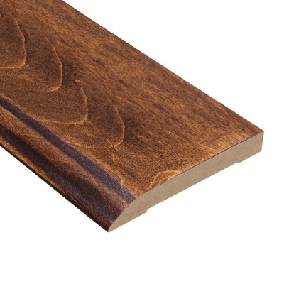 "Home Legend 0.5"" x 3.5"" Maple Wall Base in Country"