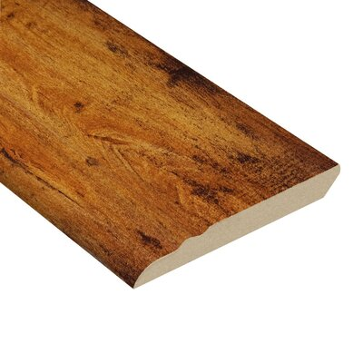 "Home Legend 0.5"" x 3.81"" Maple Wall Base in Honey"