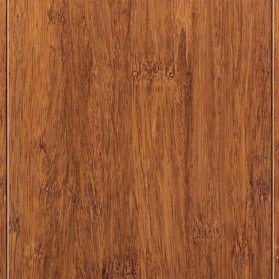 "Home Legend Renew and Restore 4-3/4"" Engineered Strand Woven Bamboo Flooring in Harvest"