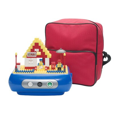 MedQuip Airial Building Block Pediatric Nebulizer