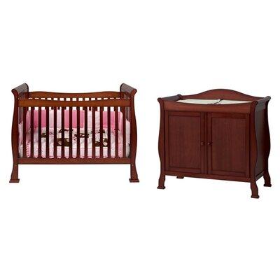 DaVinci Reagan 4-in-1 Convertible Crib Set
