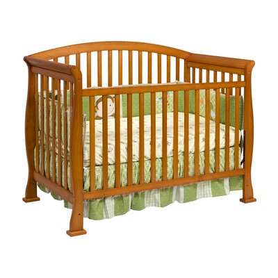 Thompson 4-in-1 Convertible Crib with Toddler Bed Conversion Kit