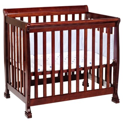 DaVinci Kalani Mini Convertible Crib in White