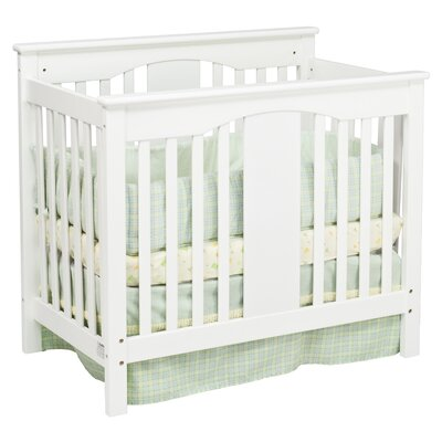 Annabelle Mini 2-in-1 Convertible Crib