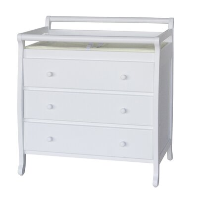 DaVinci Emily 3 Drawer Changing Table