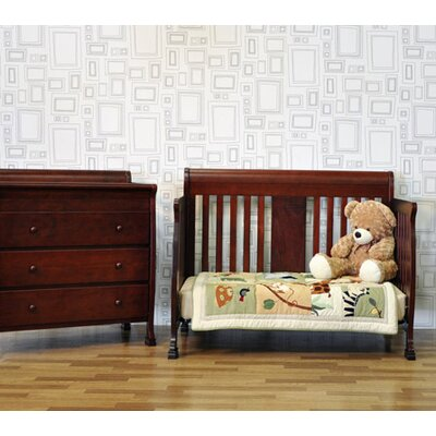 Porter 4-in-1 Convertible Crib Set