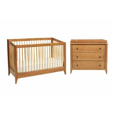 Highland 4-in-1 Convertible Crib Set