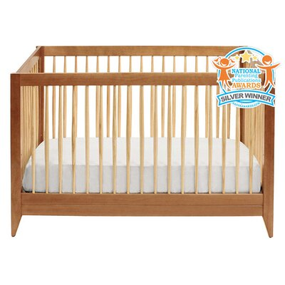 DaVinci Highland 4-in-1 Convertible Crib with Toddler Rail