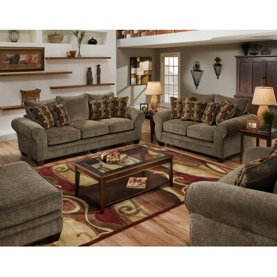 american furniture clayton chenille living room collection