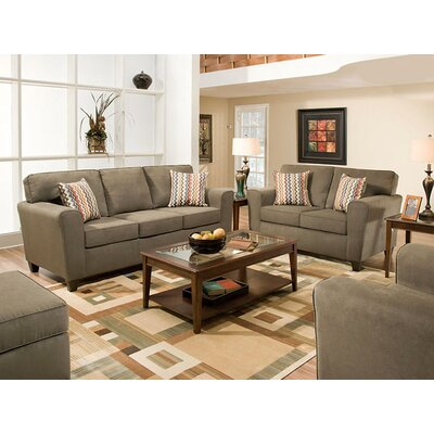 American Furniture Temperance Living Room Collection