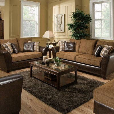 American Furniture Richmond Living Room Collection