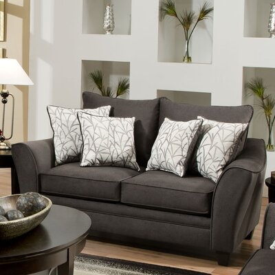 Flannel Loveseat