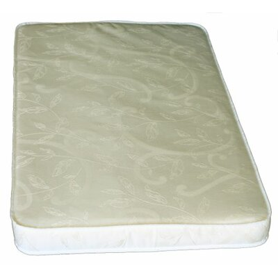 Colgate EcoPad Ecologically Friendlier Portable Crib / Mini Crib Mattress