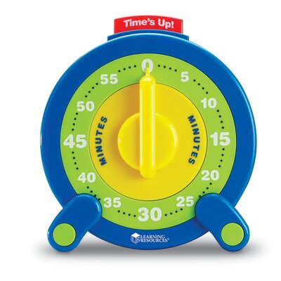Learning Resources 60 Minute Jumbo Timer
