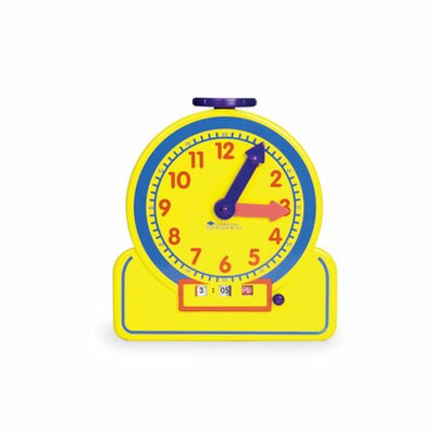 Learning Resources Primary Time Teacher Junior 12 Hour