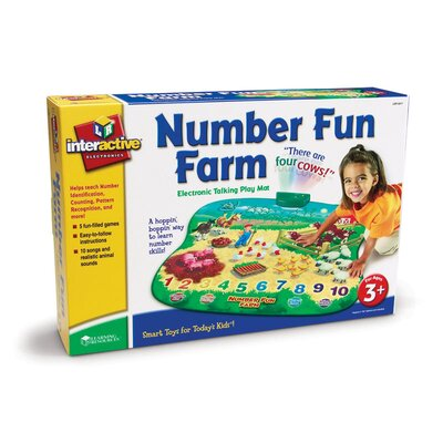 Learning Resources Number Fun Farm