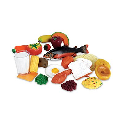 Learning Resources Pretend and Play Healthy Food Set