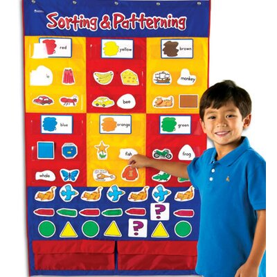 Sorting and Patterning Pocket Chart