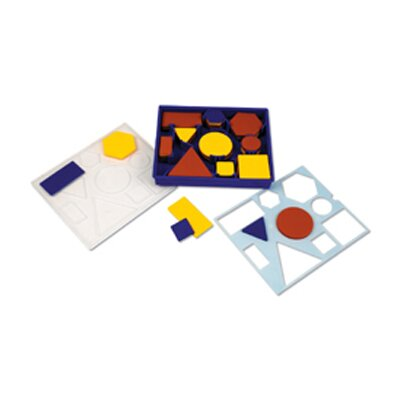 Learning Resources Attribute Blocks Set Giant Set