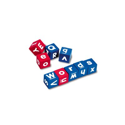 Learning Resources Hands-on Soft Alphabet Dice