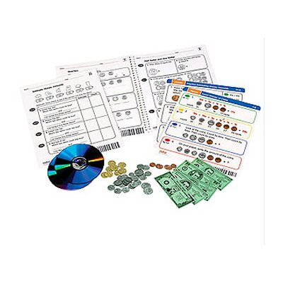 Learning Resources Radius Money Cd Card Set