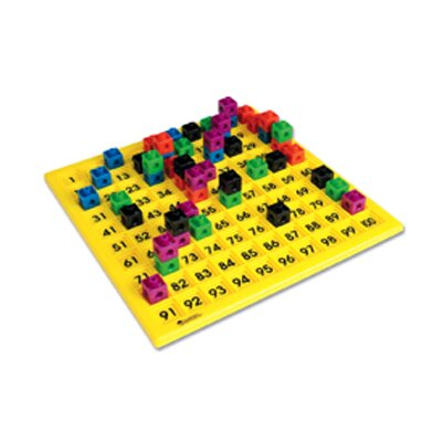Learning Resources Hundreds Number Board 12 X 12