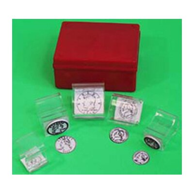 Learning Resources Coin Stamps Heads 5 Piece Set