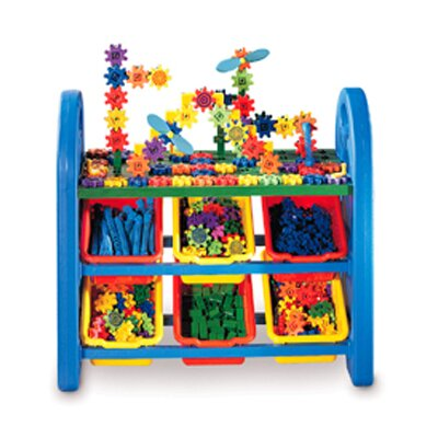 Learning Resources Gears Work Station 30l X 27h X 13w