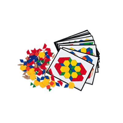 Pattern Block Activity Pk 124