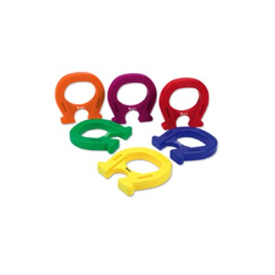 Learning Resources Horseshoe-shaped Magnets