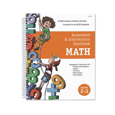 Learning Resources Assessment and Intervention Handbook: Math, Grades 2-3