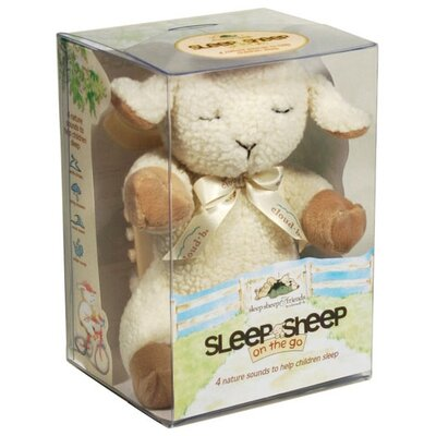 Cloud B Sleep Sheep on The Go Plush Toy