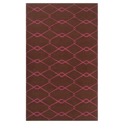 <strong>Jill Rosenwald Rugs</strong> Fallon Dark Chocolate Rug