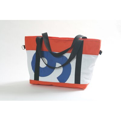 Medium Zip Tote