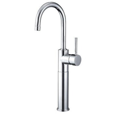 Elements of Design Vilbosch Single Hole Bathroom Sink Faucet with Single Handle