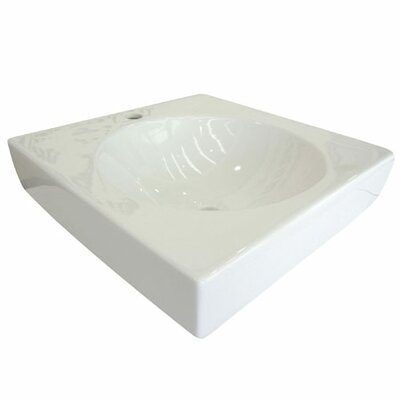 Beverly Hills Vessel Bathroom Sink - EDV7018