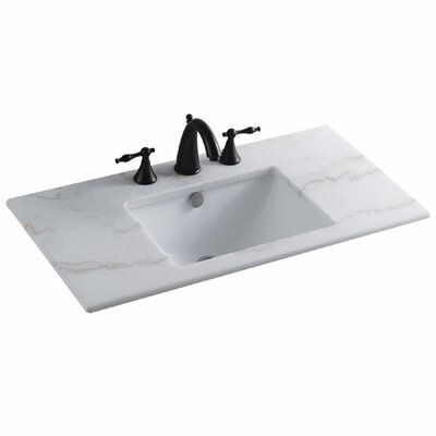 Forum Undermount Bathroom Sink - ELB24157