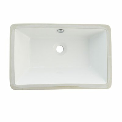 Castillo Undermount Bathroom Sink - ELB21137