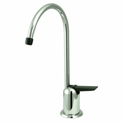 Builder Filtration One Handle Single Hole Cold Water Dispenser Faucet