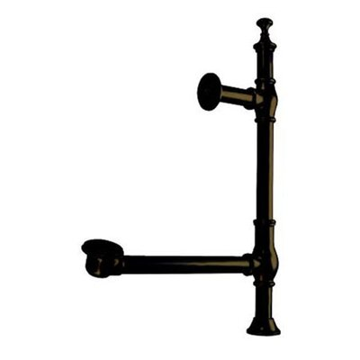 Elements of Design Vintage Accents British Lever Style Tub Drain