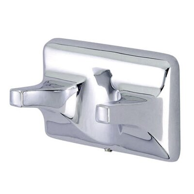 Elements of Design American Robe Hook in Chrome
