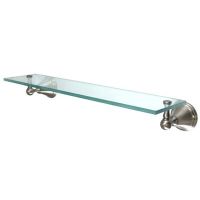 Elements of Design Governor Classique Glass Shelf