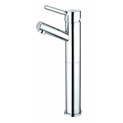 Elements of Design Nuvo Single Hole Vessel Sink Faucet with Single Lever Handle