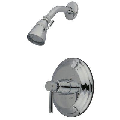 Elements of Design Concord Pressure Balanced Shower Faucet with Lever Handle