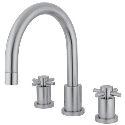 Elements of Design Concord Double Handle Roman Tub Filler