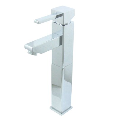 Elements of Design Concord Single Handle Square Bathroom Faucet