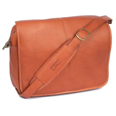 Claire Chase Luxury Messenger Brief